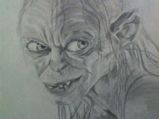 Gollum by sandrineB